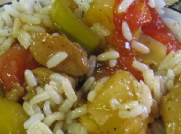 Hawaiian Pork (or Chicken) Recipe