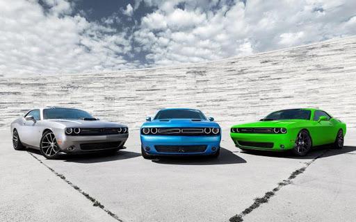 Muscle Cars HD