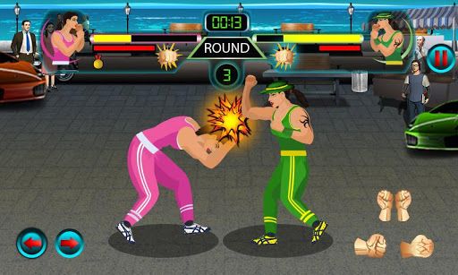 Women Boxing Mania 1.4 screenshots 4