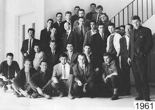 Photo: PROMO 1961