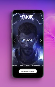 Superheroes Wallpaper HD 2K 4K 2019 App Download for Android 3