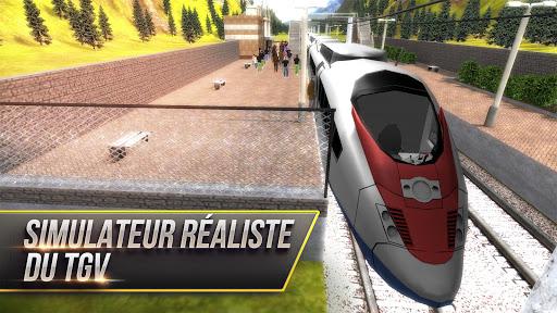 Code Triche High Speed Trains - Locomotive APK MOD screenshots 1