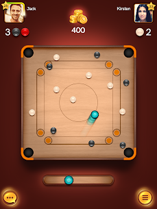 Carrom Pool Mod Apk Latest 4.0.2 [Unlimited Coins + Gems] 9