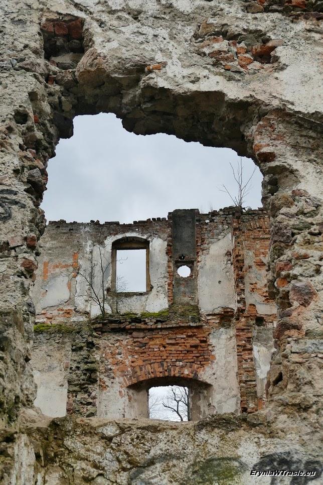 Zamek Grodztwo wKamiennej Górze