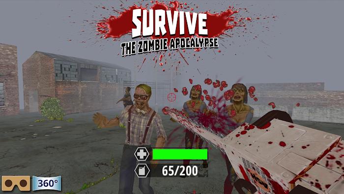 I Slay Zombies - VR Shooter- screenshot
