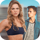 Selfie With Ronda Rousey: Ronda Rousey wallpapers icon