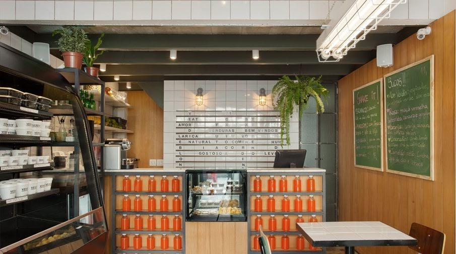 thiết kế quán ăn nhanh - thiết kế cửa hàng ăn nhanh 3
