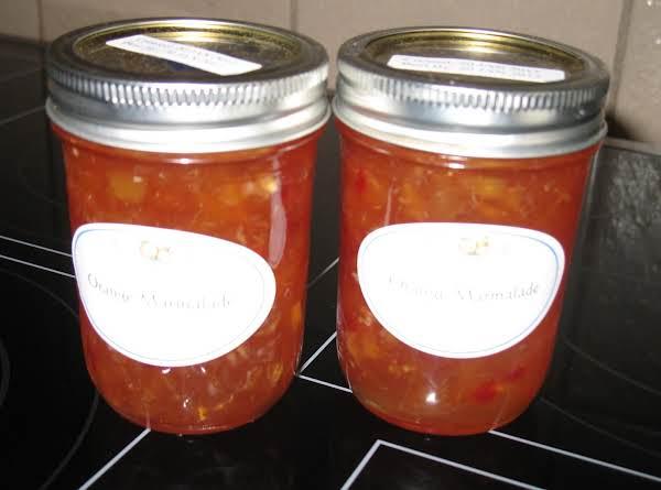 Easiest Ever Marmalade Recipe