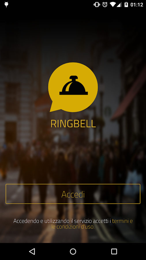 RingBell- screenshot