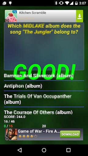 Rbd Songs Music Quiz