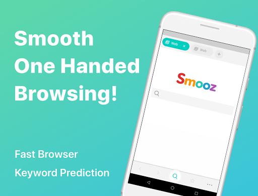 Smooz Browser 1.28.1 screenshots 1