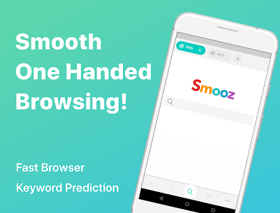 Smooz Browser App Latest Version Download For Android and iPhone 1