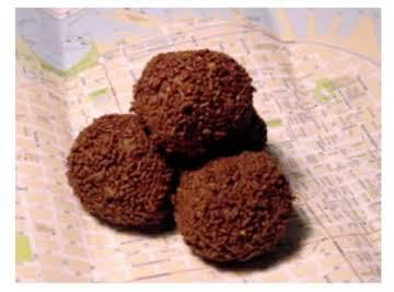 Tea-Time Truffles/Rum Balls