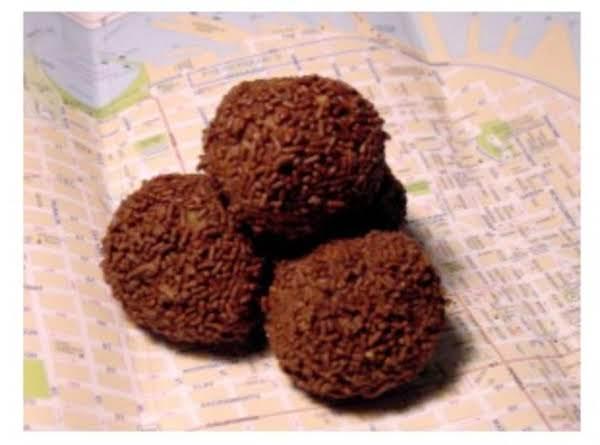 Tea-time Truffles/rum Balls Recipe