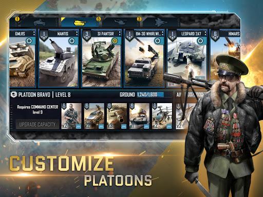 War Commander: Rogue Assault 4.14.0 screenshots 18