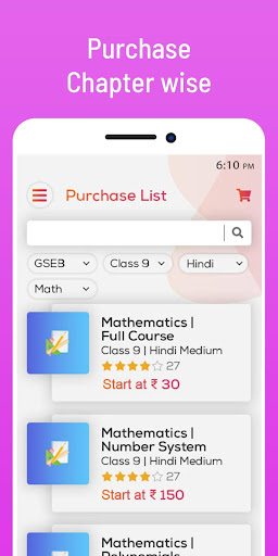 Bright Tutee :Learning & Study App for Class 9 &10 screenshot 13