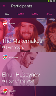 Eurovision Song Contest- screenshot thumbnail
