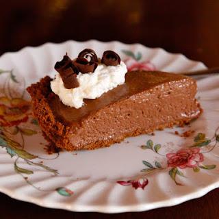 Coffee Mocha Pudding Pie