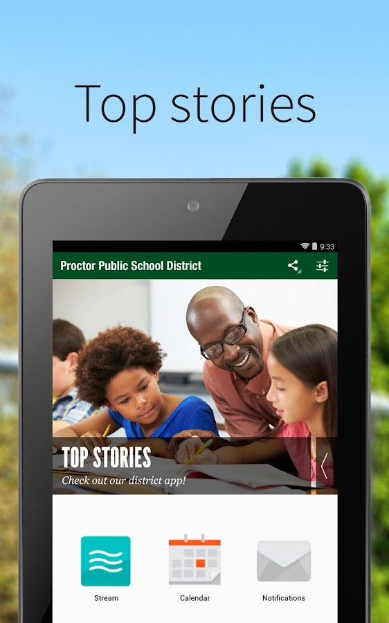 Proctor Public Schools - Android Apps on Google Play