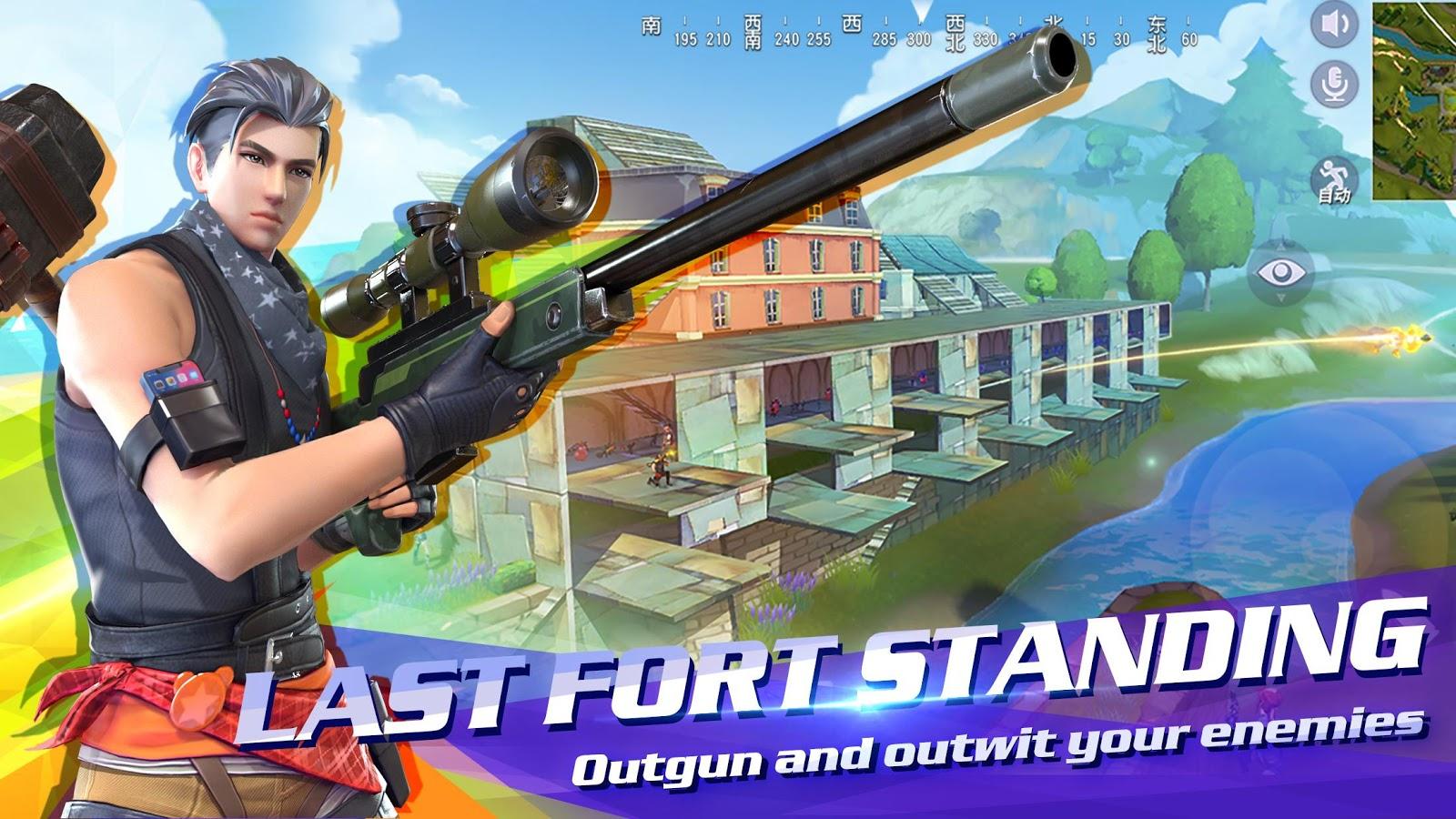 FortCraft (Unreleased) – zrzut ekranu