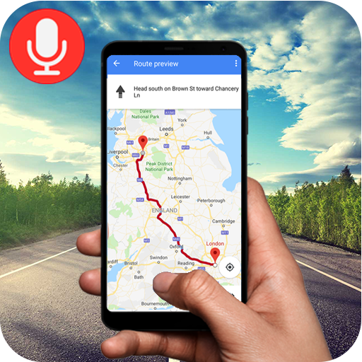 Voice GPS Driving Directions & Live Navigation