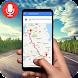 声 GPS ドライビング 方向 生きます ナビゲーション
