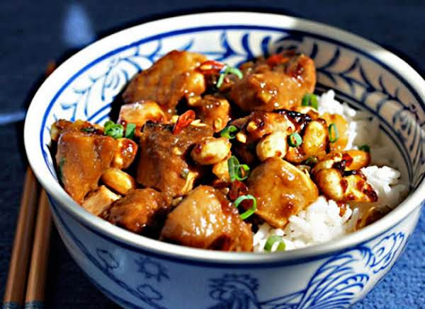 #1 Kung Pao Chicken Recipe