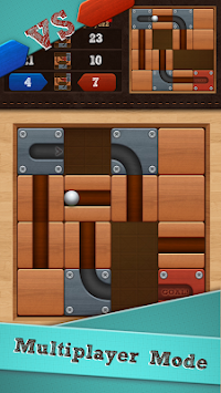 Roll the Ball: slide puzzle apk screenshot