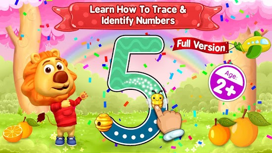 123 Numbers - Count & Tracing- screenshot thumbnail