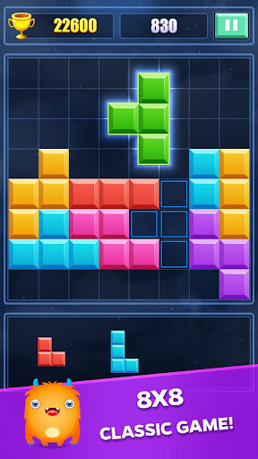 Block Puzzle u2013 Brick Classic 2020 1.2 screenshots 3