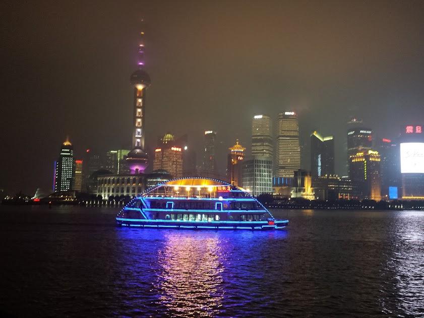 Пекин-Чжанцзяцзе-Шанхай ноябрь-декабрь 14