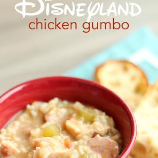 Copycat Disneyland Chicken Gumbo
