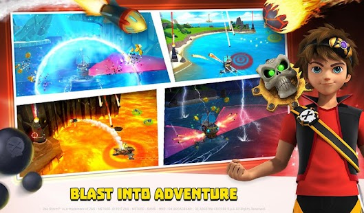 Zak Storm Super Pirate- screenshot thumbnail