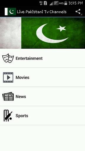 Live Pakistani Tv Channels