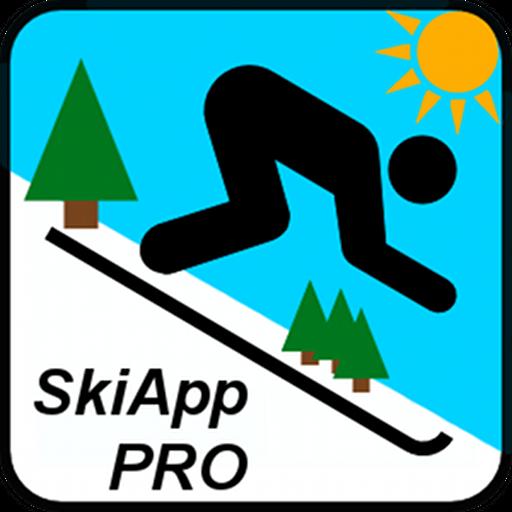 SkiApp PRO - THE Ski Computer Icon