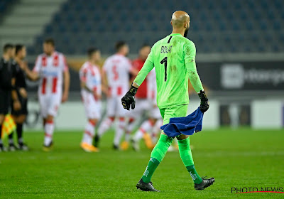 Nouvelle erreur de Sinan Bolat, Wim De Decker défend son gardien