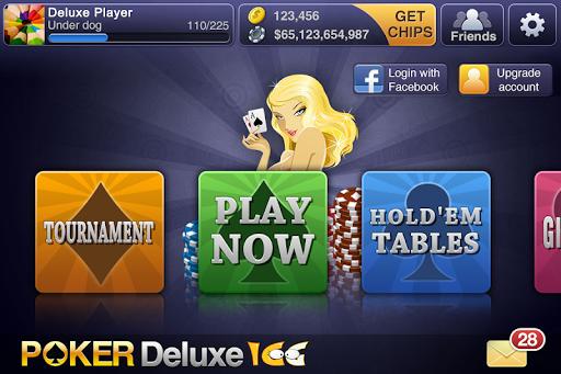 Texas HoldEm Poker Deluxe Pro 2.0.0 Mod screenshots 1