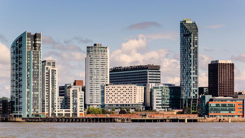 Liverpool Skyline di MrSpock