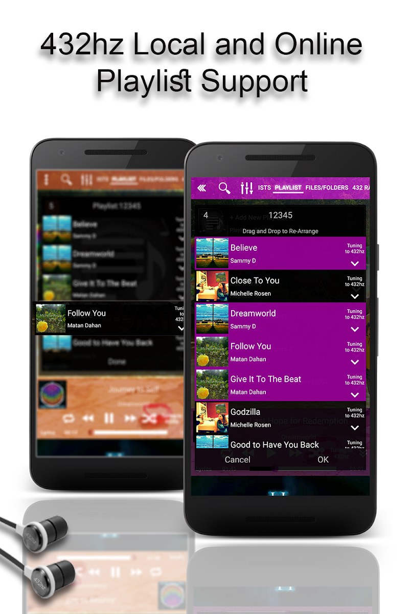 432 Player - Listen to Pure Music Like a Pro Screenshot 11