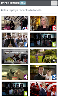 Programme TV- screenshot thumbnail