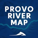 Provo River Map icon