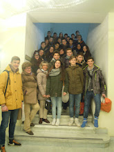 "Photo: 29/01/2015 - Liceo scientifico ""Avogadro"" di Vercelli. Classe I - B."
