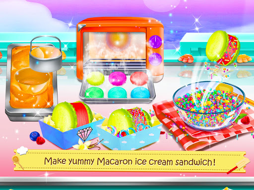 Unicorn Ice Cream Sundae - Ice Desserts Maker 1.1 screenshots 7