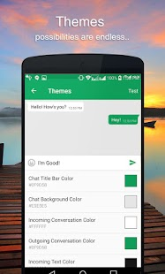 DirectChat (ChatHeads for All) Screenshot