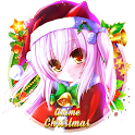 Anime Christmas Wallpaper icon