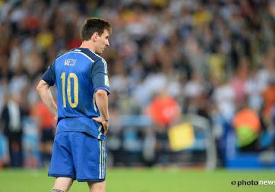 Partage in extremis pour l'Argentine