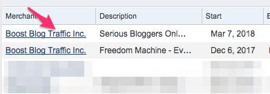 Boost Blog Traffic Merchant