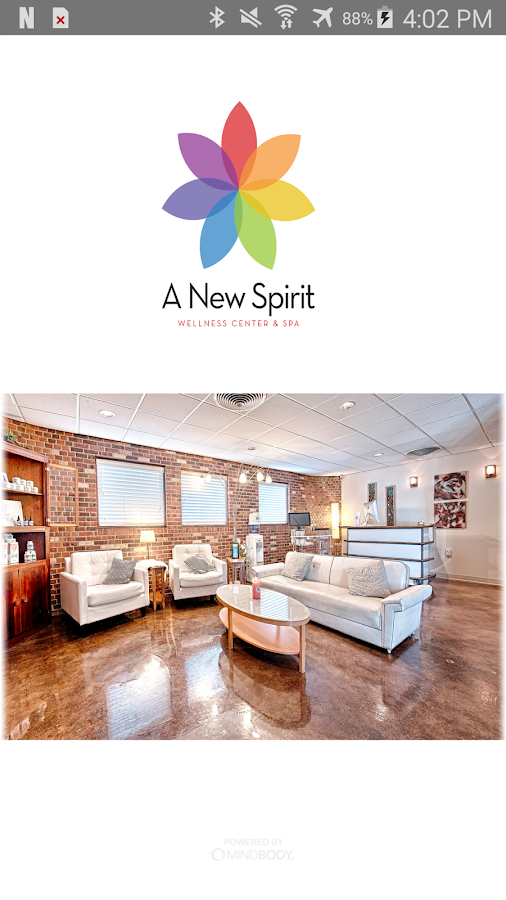 A New Spirit Wellness Center- screenshot