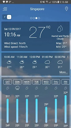 Weather App Proのおすすめ画像1