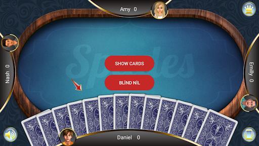 Spades: Card Game filehippodl screenshot 10